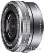 Sony 16-50mm f/3.5-5.6 (selp1650) Silver